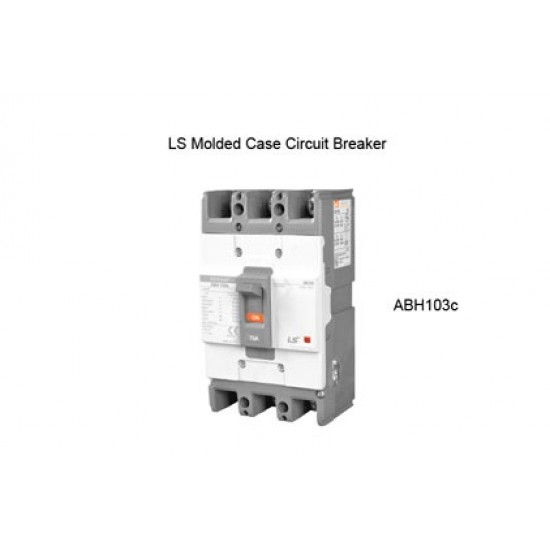 LS ABH-103c Moulded Case Circuit Breakers 3 Pole  Price in Pakistan