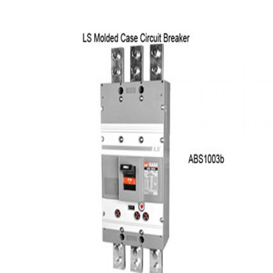 LS ABS-1003b Moulded Case Circuit Breakers 3 Pole  Price in Pakistan