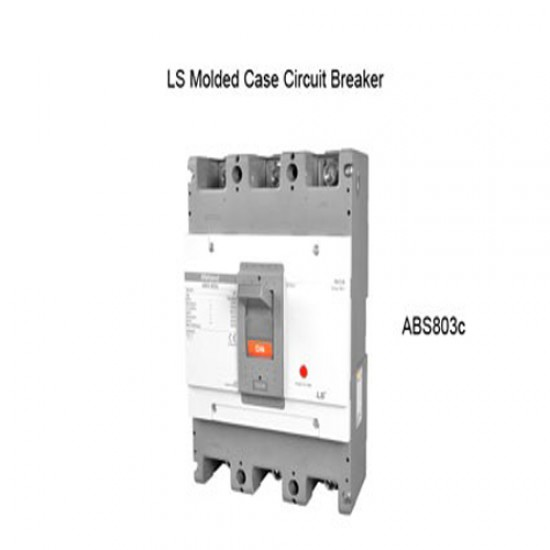 LS ABS-803c Moulded Case Circuit Breakers 3 Pole  Price in Pakistan