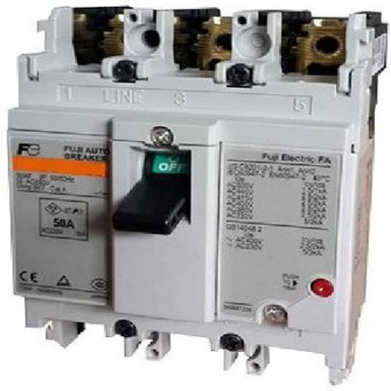 Fuji Moulded Case Circuit Breaker BW50-RAG  Price in Pakistan