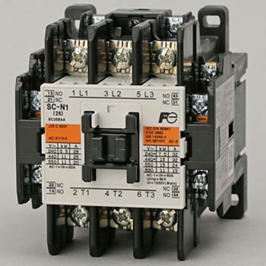 Fuji SC-N-1 magnetic-contractors  Price in Pakistan