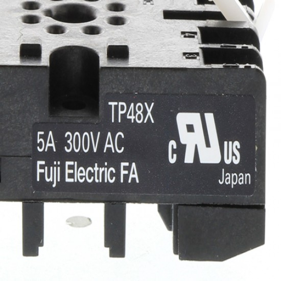 Fuji TP48X Sockets / Bases For Relays & Timers  Price in Pakistan