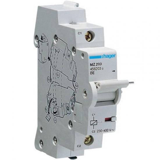 Hager MZ003 Shunt Trip 110/415VAC For Hager Breaker  Price in Pakistan