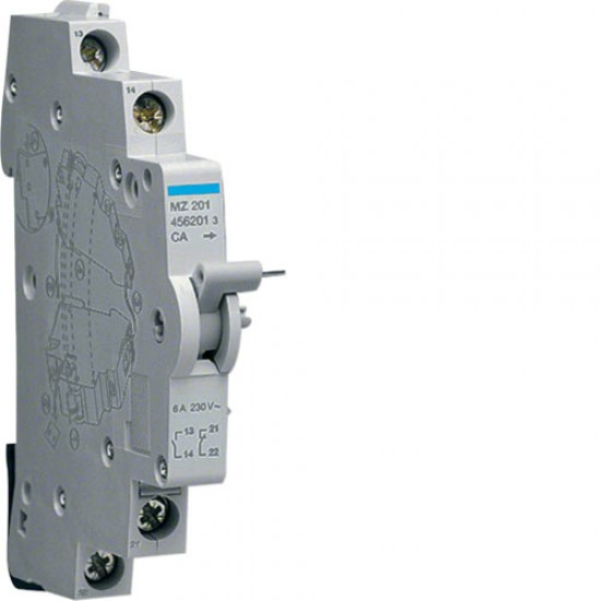 Hager MZ201 Auxiliary Contact For Hager Breaker  Price in Pakistan