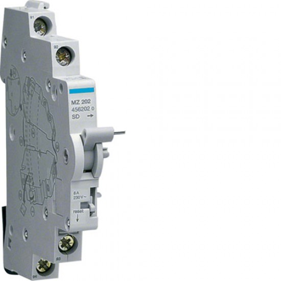Hager MZ202 Alarm Contact For Hager Breaker  Price in Pakistan