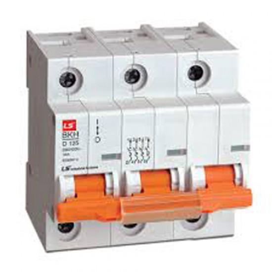 LS BKH Miniature Circuit Breaker 3 Pole  Price in Pakistan