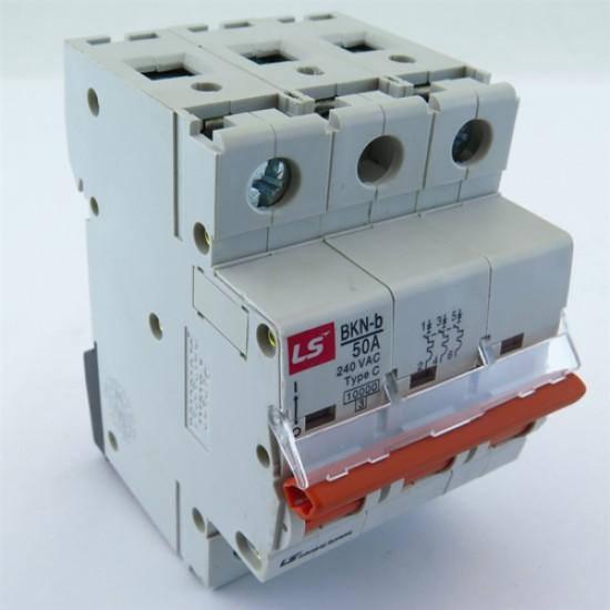 LS BKN-b Miniature Circuit Breaker 3 Pole  Price in Pakistan