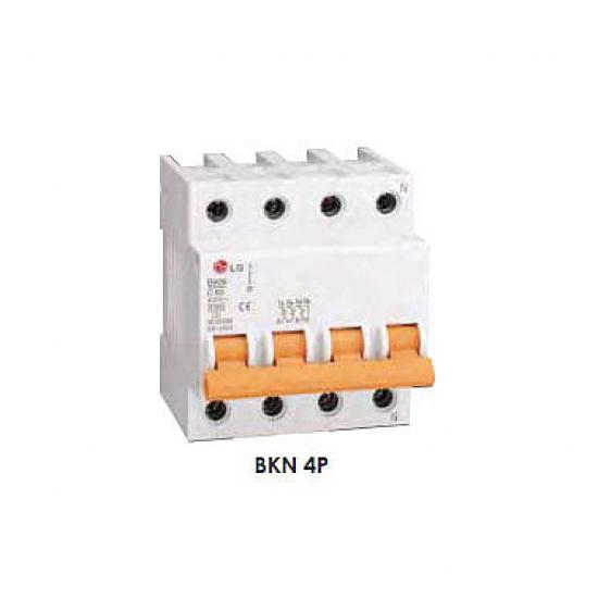LS BKN Miniature Circuit Breaker 4 Pole  Price in Pakistan