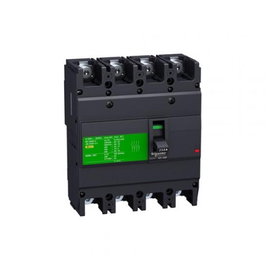 Schneider Circuit Breaker Easypact - TMD - EZC250H4250