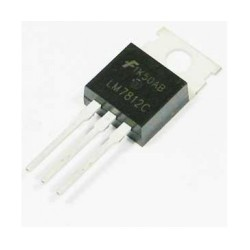 LM7812 IC – Voltage Regulator