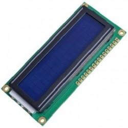 LCD 16x2 Monochromatic