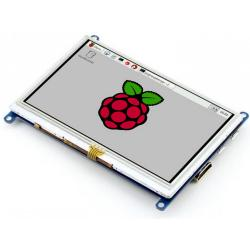 Raspberry Pi 5 inch HDMI LCD USB Touch