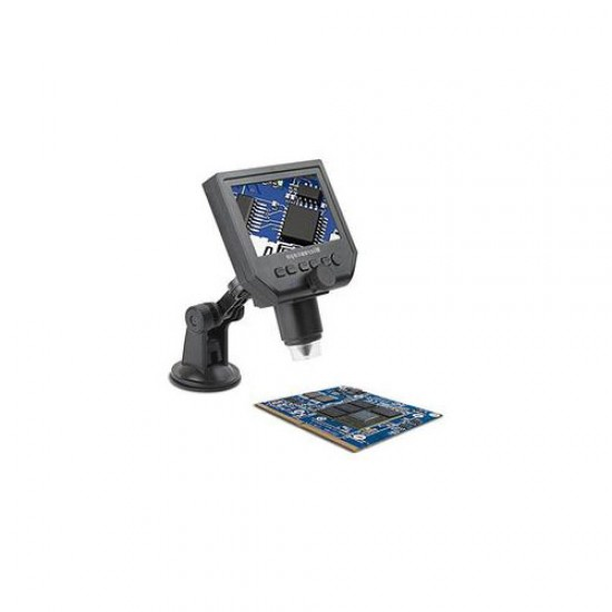 Digital Portable Microscope with LCD 600x Zoom  Price in Pakistan