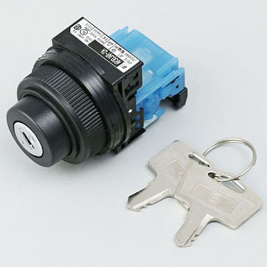 Fuji AR22-JR2-11B Key Lock Removable Button (DIA 22mm)  Price in Pakistan