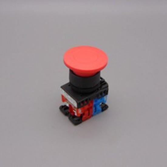 Fuji AR22-MOR-11R DIA Mushroom Head Button (40mm)  Price in Pakistan