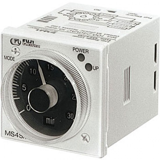 Fuji MS4S-F-AP Super Timers (8-Pin)