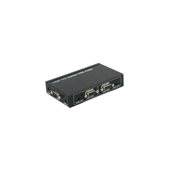 VGA Splitter Metal 2 Port  Price in Pakistan