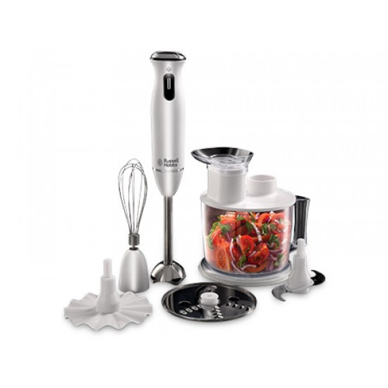 Russell Hobbs 21500-56 Colour Aura 6 in 1 Hand Blender