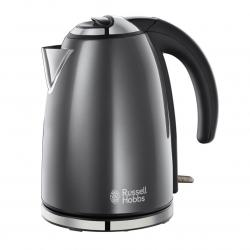 Russell Hobbs 18944-70 Colours Kettle Strom Grey