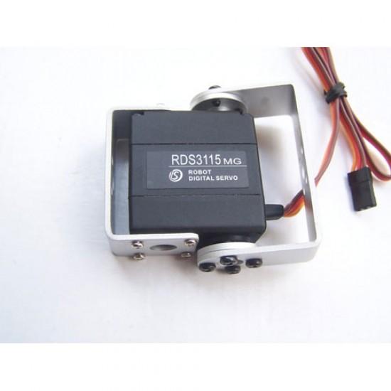 Servo RDS3115 MG Dual Axis Digital Servo for Robot  Price in Pakistan