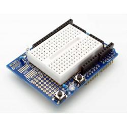 Arduino UNO R3 Proto Shield Kit with Mini Breadboard