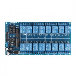 16 Channel 5V Relay Module