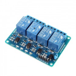 4 Channel Relay Module