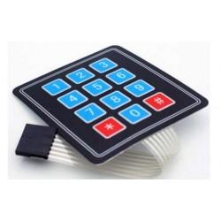 Keypad 3 by 4