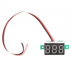 Digital Mini Voltmeter 0-100V DC