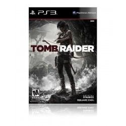 Tomb Rider PS3