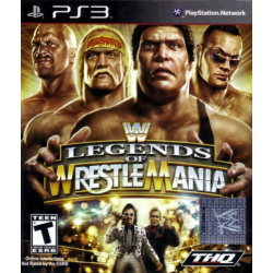 Wrestle Mania PS3