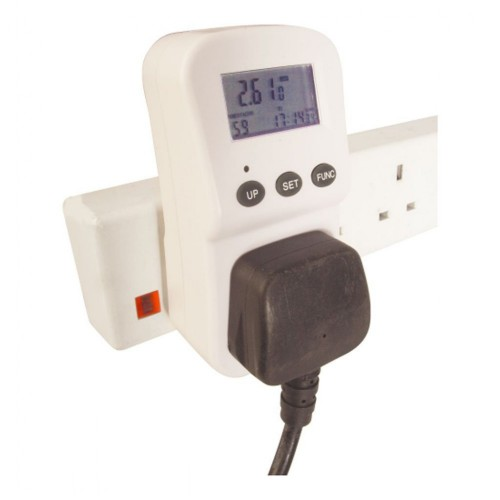 PLUG IN ELECTRICITY COST MONITOR GM-86