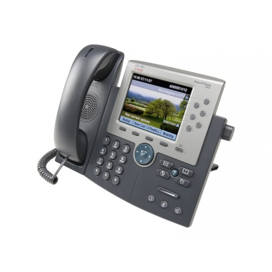 Cisco CP7965G Unified IP Phone, Gig Ethernet  Price in Pakistan