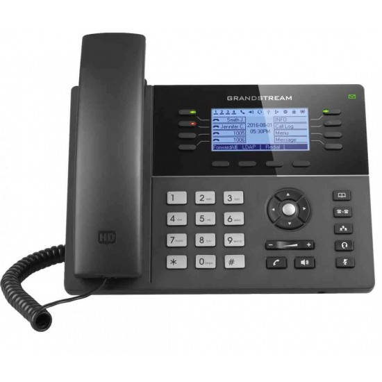 GXP1780 Grandstream GS-GXP1780 Mid-Range IP Phone with 8 Lines VoIP Phone  Price in Pakistan