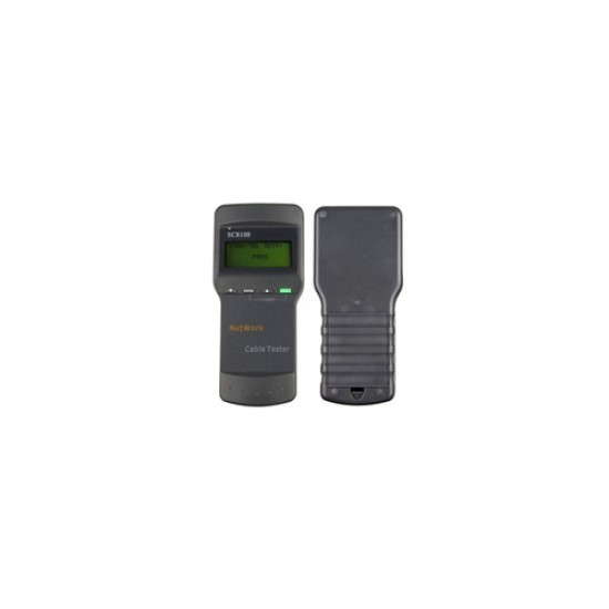 SC8108 Black Copper Ethernet Cable Tester  Price in Pakistan