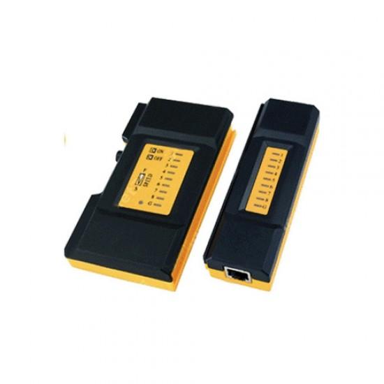 Black Copper Mini Pro Network Cable Tester  Price in Pakistan
