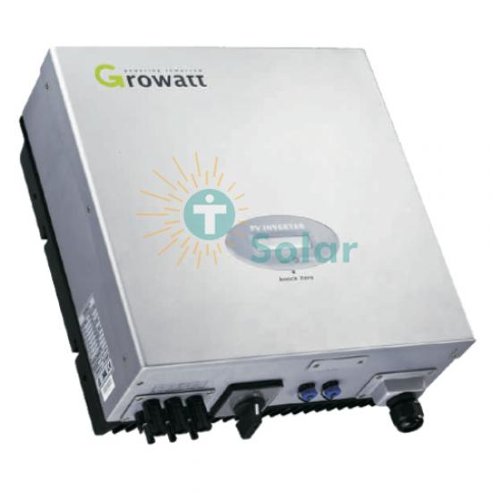 Growatt 100 Kw-3 Phase With Isolation Transformer ON Grid Inverter