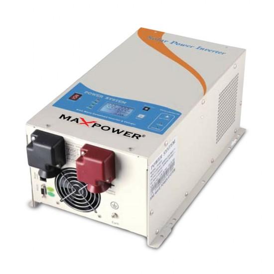 Max Power 1Kw MPPT 30Amp 12V Hybird Solar Inverter  Price in Pakistan