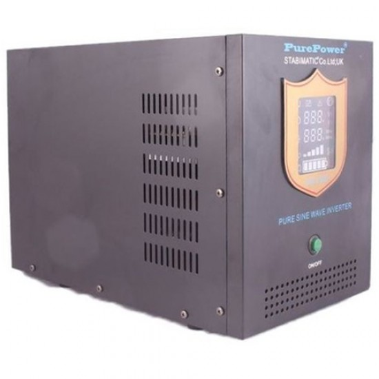 Stabimatic SSI-1000 - 700W/12V - Pure Sine Wave Inverter With Out Battery  Price in Pakistan