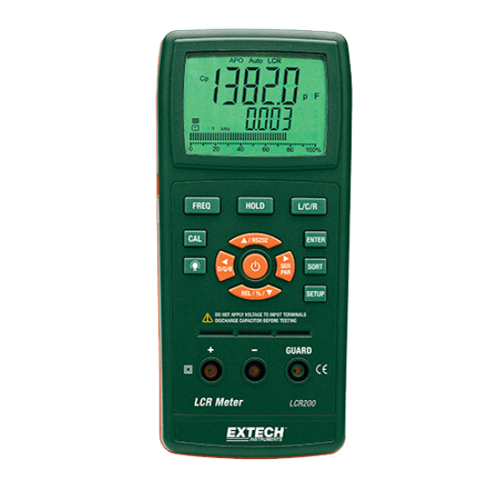 Extech LCR200 Passive Component LCR Meter  Price in Pakistan