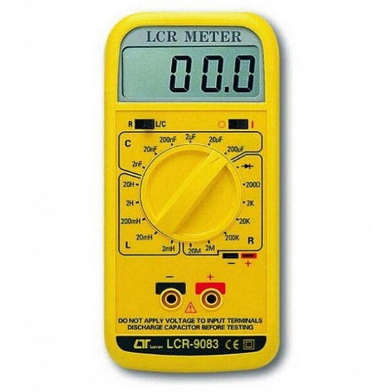 Lutron LCR-9083 LCR Meter  Price in Pakistan