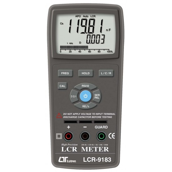 Lutron LCR-9183 LCR Meter  Price in Pakistan