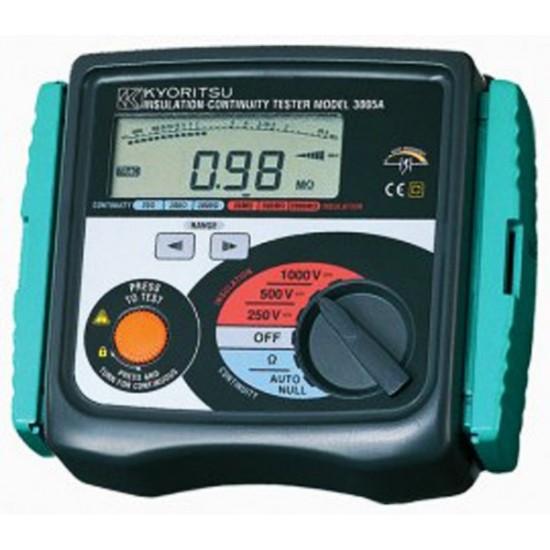 Kyoritsu 3005A Digital Insulation / Continuity Testers  Price in Pakistan
