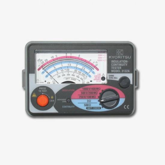 KYORITSU 3132A Analogue Insulation / Continuity Tester  Price in Pakistan