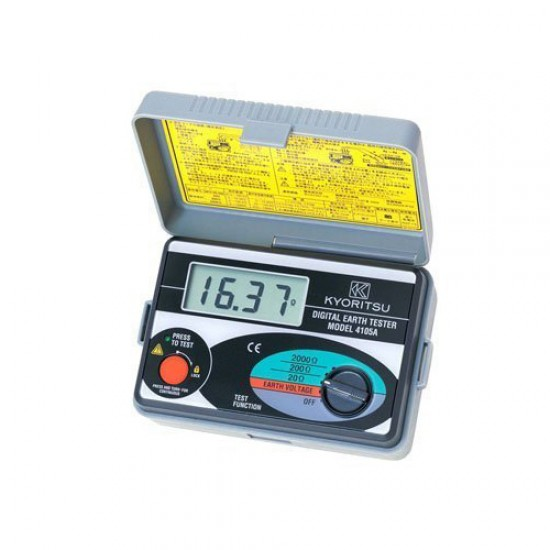 KYORITSU 4105A Earth Tester  Price in Pakistan