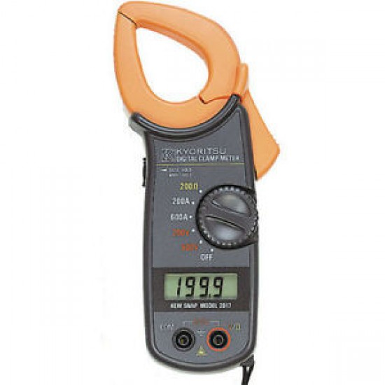 Kyoritsu KEW 2017 AC Digital Clamp Meter  Price in Pakistan