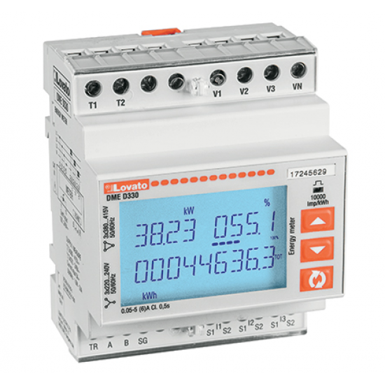 Lovato Electric DME D330 Digital Meter