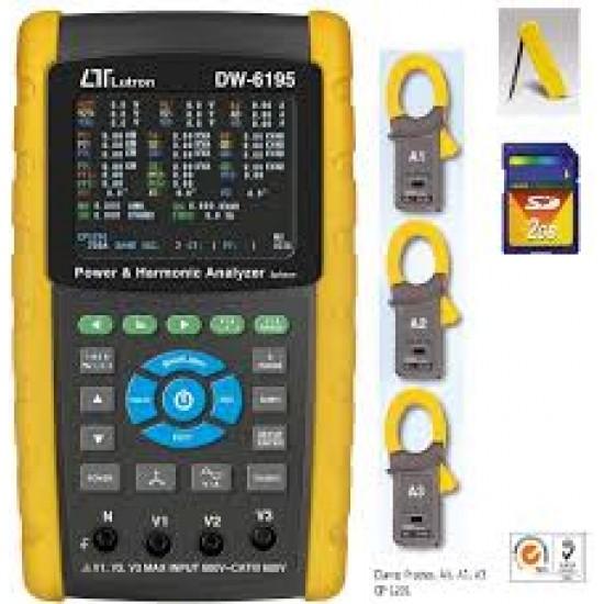 Lutron DW-6195 Energy Analyzer