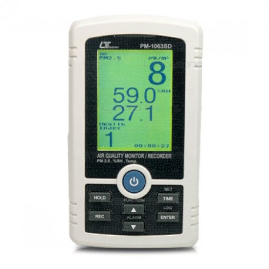 Lutron PM-1063SD Air Quality Monitor  Price in Pakistan