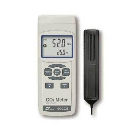 Lutron GC-2028 Co2 Meter + Temperature Meter  Price in Pakistan